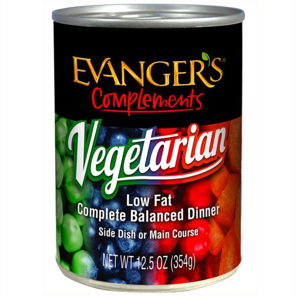 Evangers Vegetarian Dinner