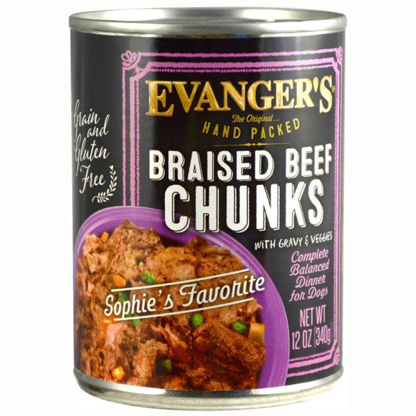 Evangers Braised Beef